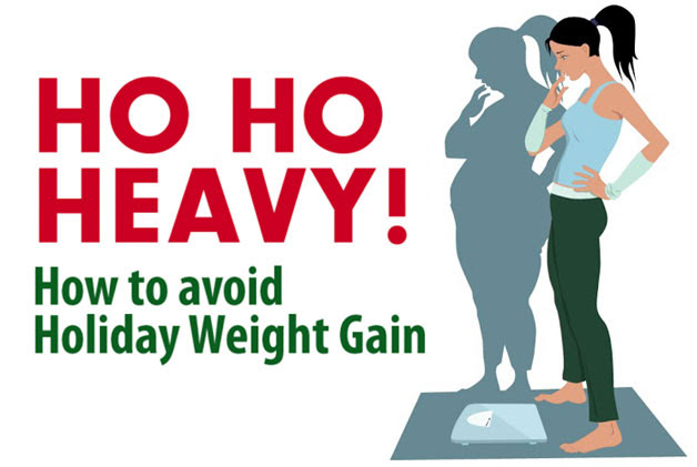 14 Tips to Skip Holiday Weight Gain